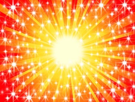 radiacion: La radiación y la light_Red