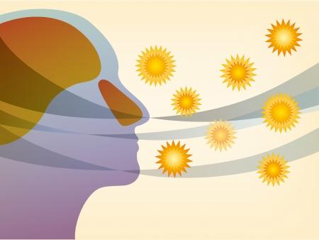 itchy: Headache_beige