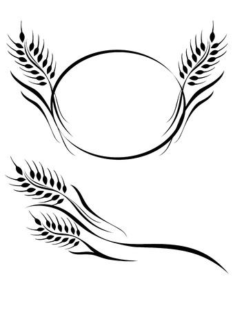 小麦のマーク