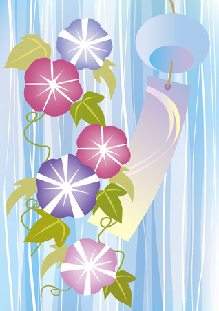 Summer Flowers of Japan