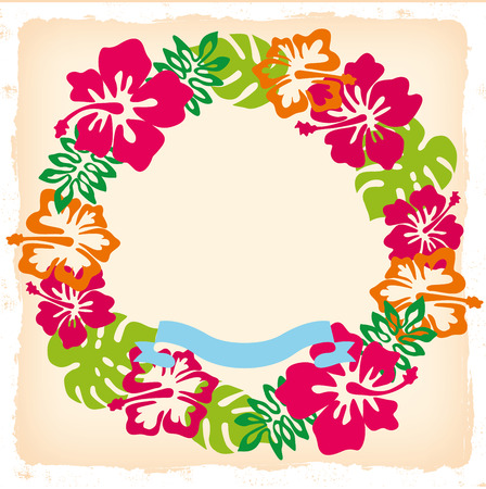 1,872 Blue Hibiscus Stock Vector Illustration And Royalty Free ...
