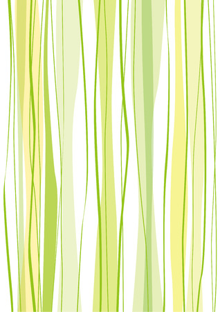 early spring: Background of fresh green Illustration