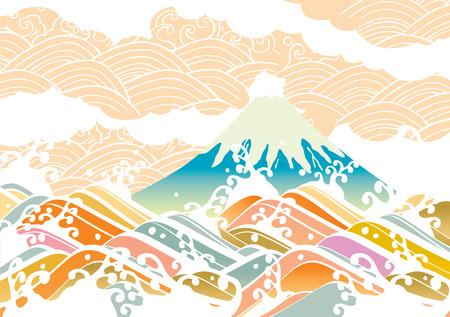Fuji of Japan