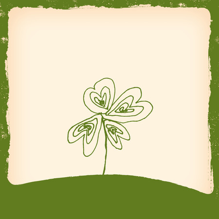 yotsuba: Clover that is referred to happiness Illustration