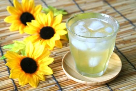 té helado: Japonesa del té frío