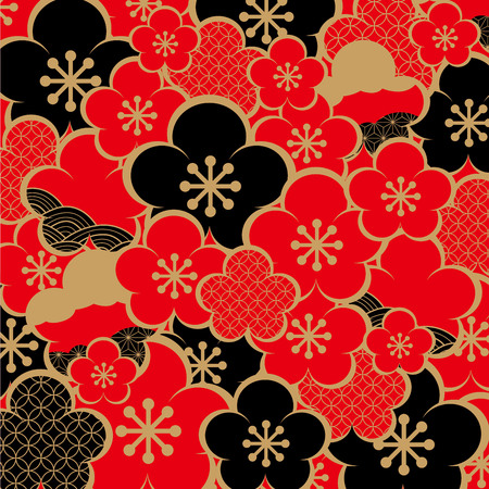 The beautiful pattern of Japan