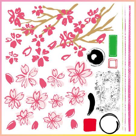 arbol de cerezo: Sakura of Japan