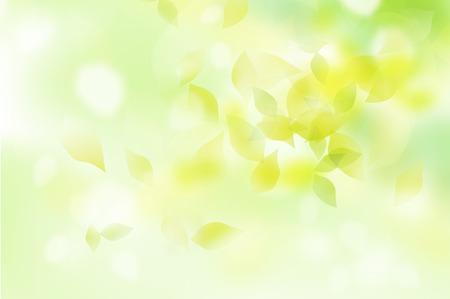 Friendly fresh green