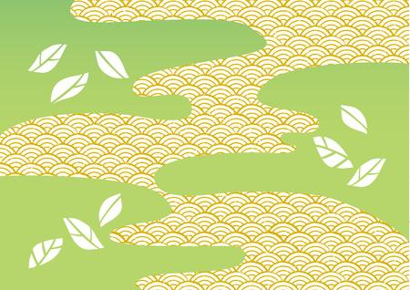 Japan Japanese Pattern Vector Illustration