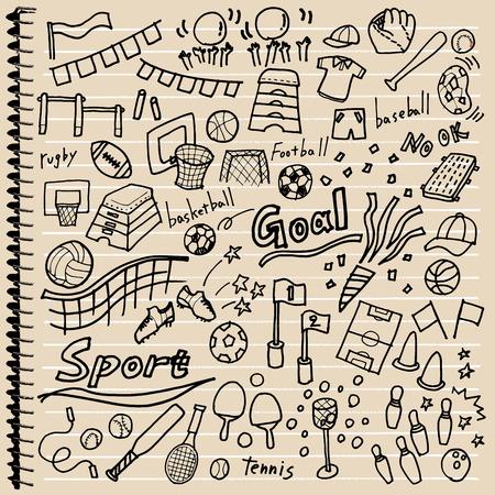 Vaus スポーツ イラスト