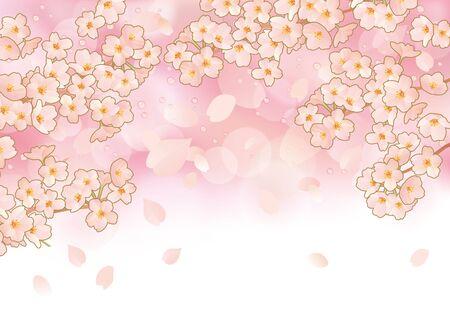 new plant: Beautiful cherry landscape