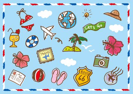 Air Mail Summer Resort