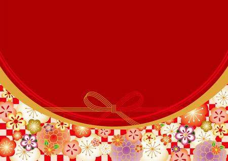 Japanese pattern background