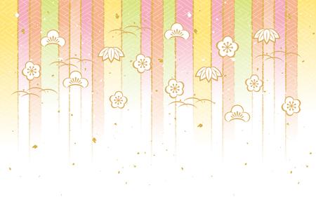 Japanese style pattern Reklamní fotografie - 89700876