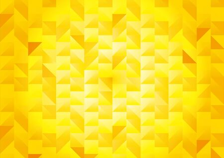 Background Illustration of a Beautiful Japanese Pattern of Gold. Archivio Fotografico - 134335731