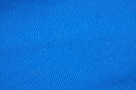 blue fabric of a work suit with texture Reklamní fotografie