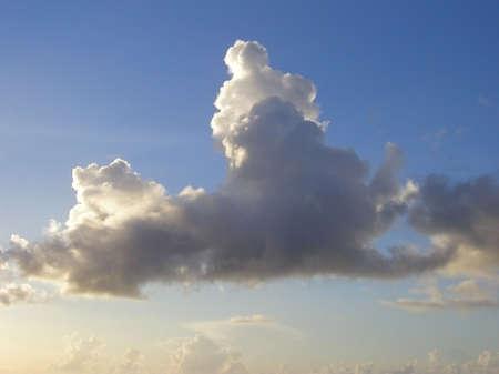 cloud nine: caribbean cloudscapes - on cloud nine