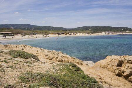 sunburned: beach life in saint-tropez -  French Riviera