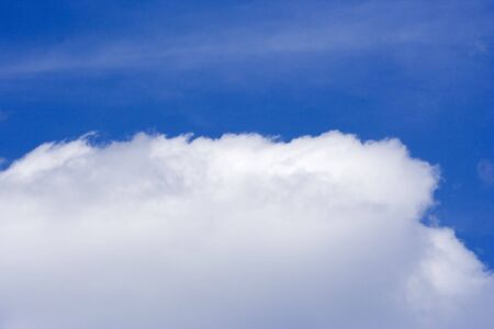 cloud nine: big cloud in the sky - on cloud nine