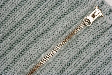 purls: Zipper on Sweater - knitting pattern with purls and knits