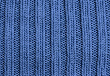 purl: Close-up of a woolen pattern - knitting pattern with purls and knits