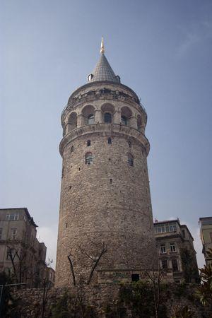 Galata Tower - Istanbul, Turkey, Europe
