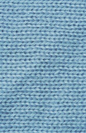 Macro of Knitting Pattern - Detail of homemade Clothing