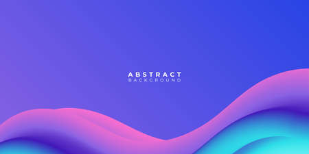 abstract fluid purple violet background templates , abstract widescreen background , purple wide banner background vector illustration 일러스트