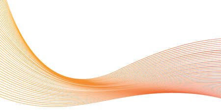 abstract orange background . for flier, banner, wallpaper, cover, business card, envelope and many more