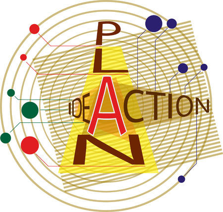 realization: abstract form of thinking from idea to realization