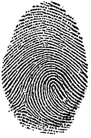 anagrafica: Impronte digitali