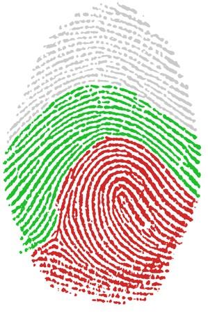 Fingerprint  - Bulgaria