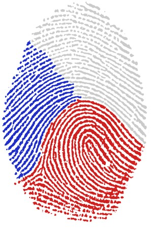 Fingerprint - Czech Stock Photo - 6924541