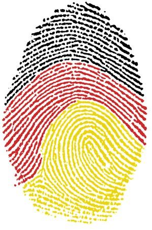 Fingerprint - Germany Stock Photo - 6924542
