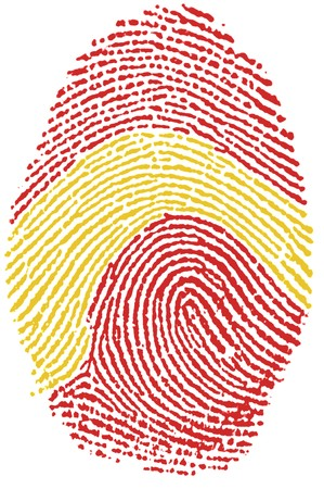 Fingerprint  - Spain Stock Photo - 6924556