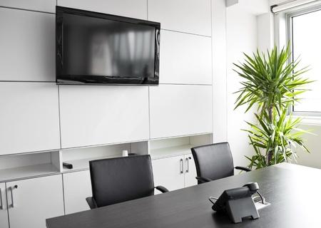 mobilier bureau: Immeuble avec des meubles de style moderne de bureaux int�rieur
