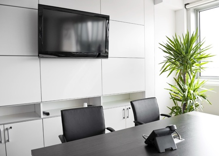 Interior office building with modern style furniture Stock Photo - 9324123