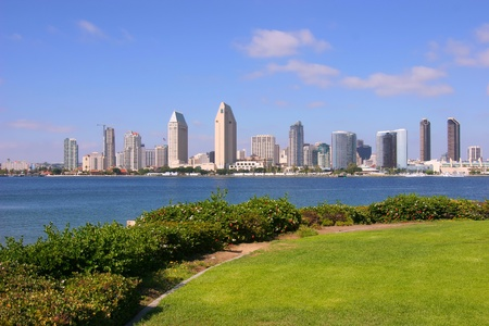 san diego: San Diego, California.