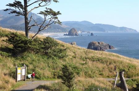 Oregon coast. Stock Photo - 10347341