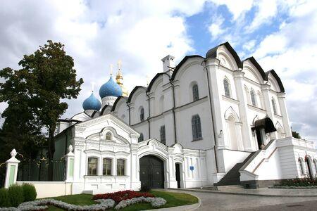 annunciation: Annunciation Cathedral Kazan Russia.