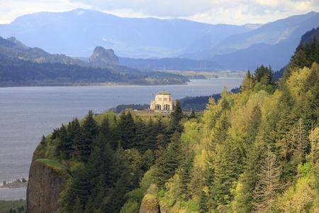 Crown Point, Columbia River Gorge OR