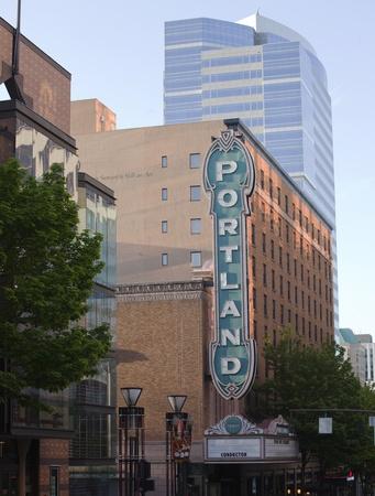 portland: Portland sign, a popular landmark