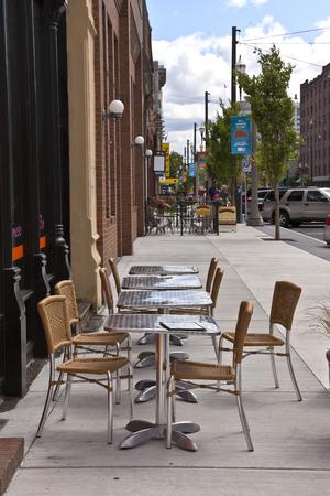tacoma: Outdoors seating and dining Tacoma Washington