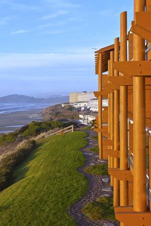 hospedaje: Alojamiento con miras Newport Oregon.
