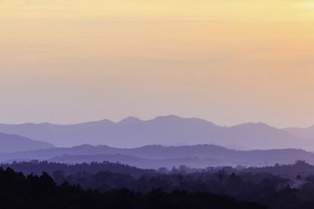despacio: color de la naturaleza tailandia