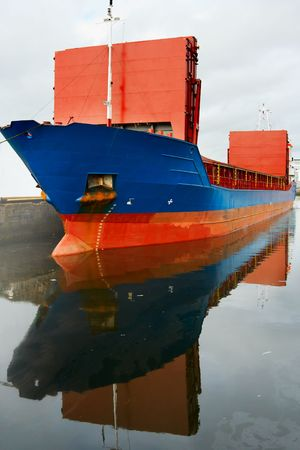 Cargo Ship Stock Photo - 5636310