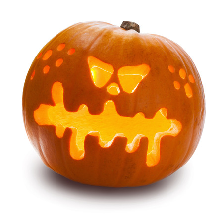 Halloween Pumpkin, Scary Jack O