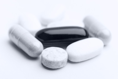 supplement: Complex supplement in pills for strength athletes.