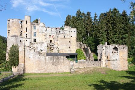 gelding: Ruin in Luxembourg