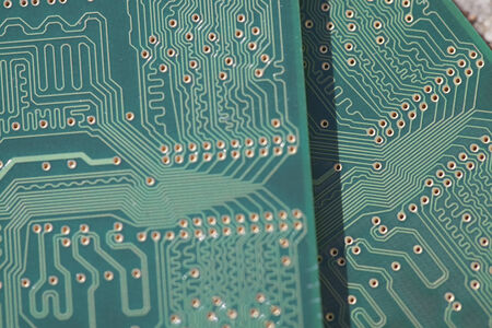 Random Access Memory chip Banco de Imagens